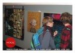 """White Flag Gallery """"The Big Take Over"""" show"""